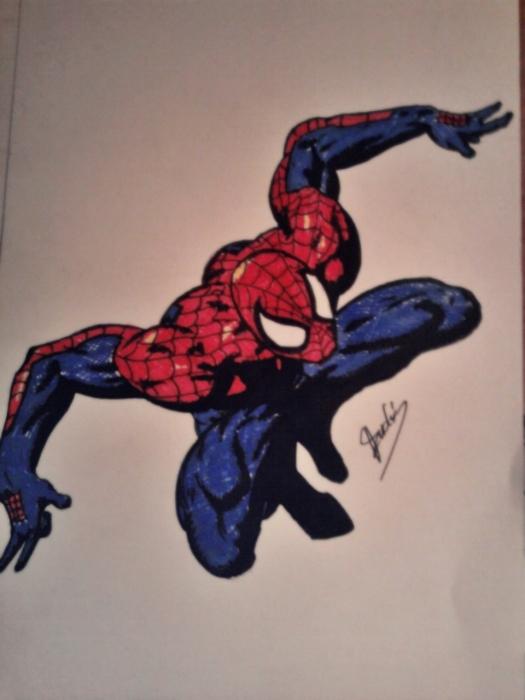 Spider-Man par venomka